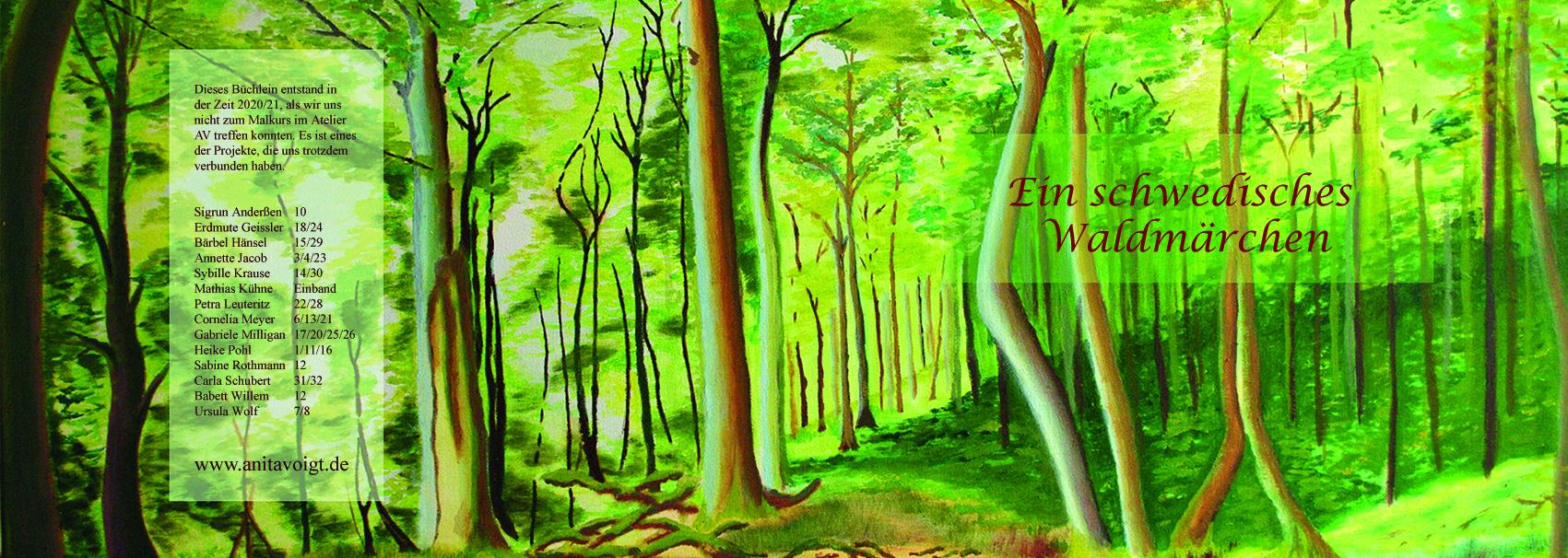 Ein schwedisches Waldmärchen