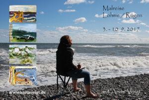 Malreise 2017 Lohme / Rügen