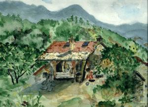 Malreise 2005 Toskana
