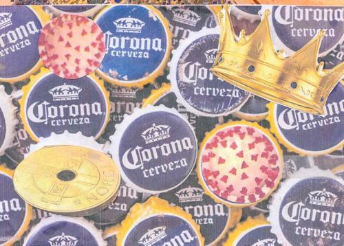 4 mal Corona