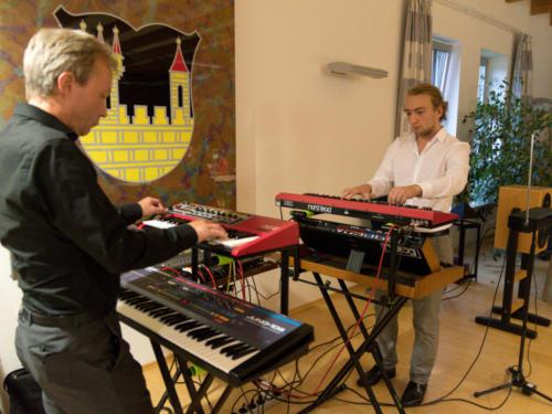 Alexander Ernst und Konstantin Schmidt