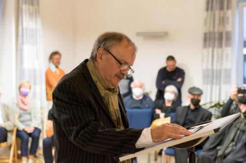 Heinz Weißflog, Laudatio