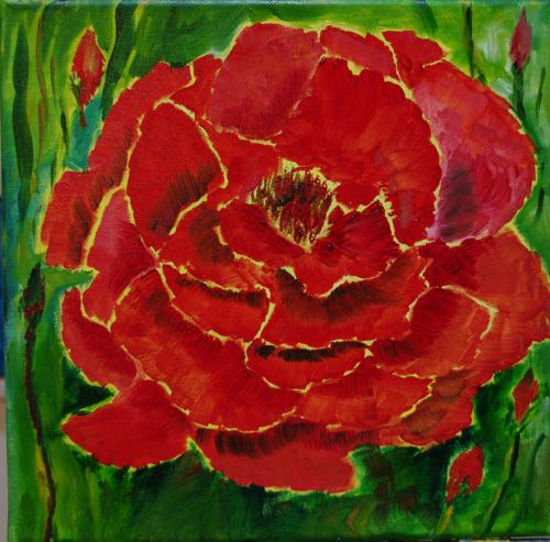 Rose I GM blog
